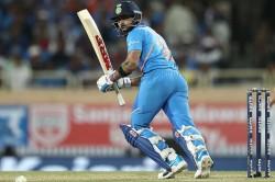 Indvsaus Virat Kohli Achieved Fastest 4 000 Odi Runs As Captain