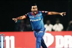 Ipl 2021 Delhi Capitals Player Amit Mishra Srh Player Wridhiman Saha Test Corona Positive