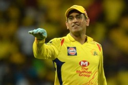 Want Fans That Dhoni Becomes The Prime Minister Of The Country