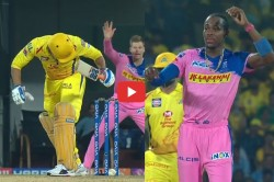 Ipl Dhoni Not Out Despite Being Bowled In The Wicket