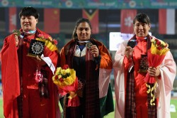 Shot Putter Manpreet Kaur Banned For 4 Years By The Nada