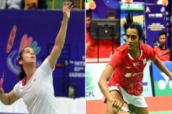 Sindhu Saina Sail Into Second Round Of Singapore Open While Disappointments Form Men Doubles