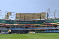Ipl 2019 Final Match Venue In Hyderabad Faced With A Major Issue Gale Blows Canopy