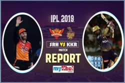 Kolkata Night Riders Vs Sunrisers Hayderabad 38th Match