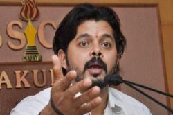 Bcci Ombudsman Justice Retd Dk Jain Will Reconsider Quantum Of Punishment Sreesanth