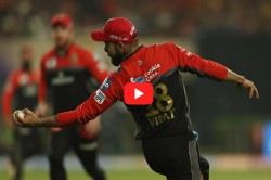 Ipl 2019 Virat Kohli S Stunner Catch Surprised Subhman Gill Video