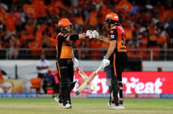 Ipl 2019 Warner And Bairstow Become Most Runs Scorer Opening Pair In A Season
