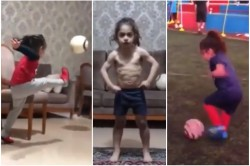 Anand Mahindra Is Stunned By The Exception Football Skill Of 5 Year Old Iranian Boy Video