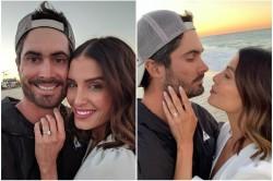Aussies Cricekter Ben Cutting Ties A Knot With Girlfriend Erin Holland