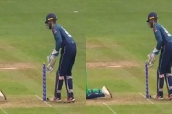 Ben Foakes Controversial Stumping Compared To Mankading
