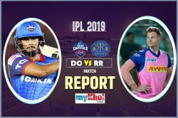 Delhi Capitals Vs Rajasthan Royals Ipl 2019 53th Match