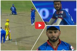 When Delhi Capitals Messed Up Two Chances To Run Out Watch Video