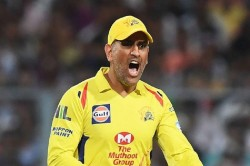 Ipl 2019 Ms Dhoni Loses His Cool On Murli Vijay After The Dropped Catch