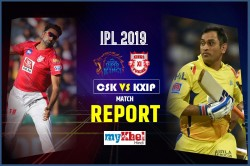 Ipl 2019 Kxip Vs Csk Live Match Live Score Live Update Live Streaming Live Commentary