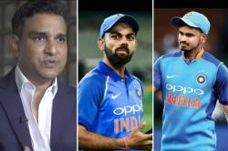 Sanjay Manjrekar Told Who Is The Best Captain Between Virat Kohli And Shreyas Iyer