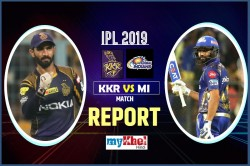 Kolkata Knight Riders Vs Mumbai Indians 56th Match Ipl