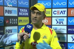Ms Dhoni Statement After Lost Match From Mumbai Indians In Ipl