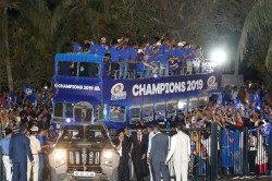 Ipl 2019 Mumbai Indians Will Celebrate In Mumbai City In Open Bus
