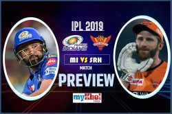 Mumbai Indians Vs Sunrisers Hyderabad Ipl 2019 51th Match Preview