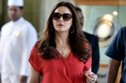 Kings Xi Punjab Co Owner Preity Zinta Has A Message For The Fans
