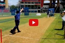 Sachin Tendulkar Bowls To Vinod Kambli First Time In His Career Watch Video