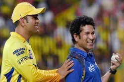 Matthew Hayden Said Ms Dhoni Is Not Only Player He Is An Era Of Cricket