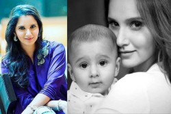 The Most Beautiful Picture Of Sania Mirza With Her Son Izhaan Becomes Internet Sensation