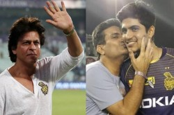 Shahrukh Khan Special Tweet For Shubman Gill Father After Beat Kxip