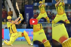 Shane Watson Continued Battingwith Bloodied Leg In Ipl 2019 Final Csk Vs Mi