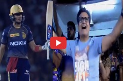 Shubman Gill Father Doing Bhangra In The Stands Video Viral Ipl