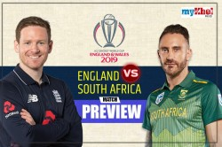 Icc Cricket World Cup 2019 England Vs South Africa Match Preview