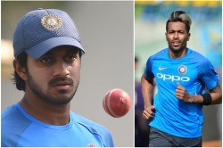 Icc World Cup 2019 Vijay Shankar Said There Is No Competition With Hardik Pandya
