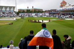 Indvspak Icc Defends The Farce Finish To Rain Affected India Pakistan Match