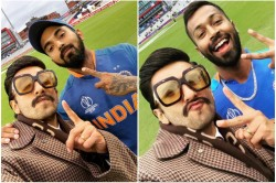 Icc Explains Why Ranveer Singh Was In The Vicinity Of Players In India Pakistan Match