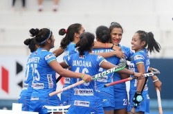 Women S Hockey Indian Beats Japan In Fih Series Finals S Title Match
