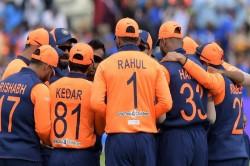 Indvseng Kl Rahul Left The Field Due To Back Problem Between Match