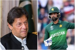 World Cup 2019 Mohammad Hafeez Said Team Decisions Can T Be Taken On Someone Tweet