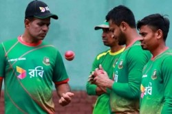 Icc Cricket World Cup Sunil Joshi Plans Against Team India