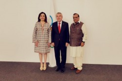 India Have Submitted The Formal Bid To Host 2023 Ioc Session In Mumbai