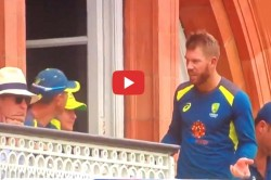 Did David Warner Fight With Pointing At Lord S Balcony Video Viral