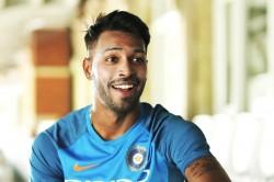 Hardik Pandya Trainer S Rajnikanth Claims Hardik Pandya Is 100 Percent Fit No Fitness Test Conducted