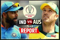 Icc World Cup 2019 Indvaus Live Cricket Score Live Commentary Live Updates Live Streaming