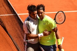 French Open Clay Court Master Rafael Nadal Beats Roger Federer