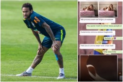 Neymar Denies Rape Allegations And Shares Private Whatsapp Messages Of Rape Accuser
