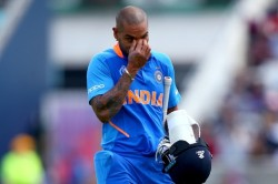 Cricket World Cup 2019 Rishabh Pant Board The Flight To England Post Shikhar Dhawan Thumb Injury