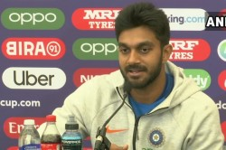 Cwc 2019 Vijay Shankar Gives Update Of His Injury Ahead The Match Against Afghanistan