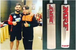 Rashid Khan Reveals How Afghan Teammate Stole Special Bat Given By Virat Kohli