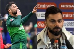 Indvspak Virat Kohli Said He Is Not Focused Only On The Mohamamd Amir