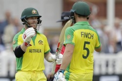 Aaron Finch And David Warner Create A New World Record In Icc World Cup History
