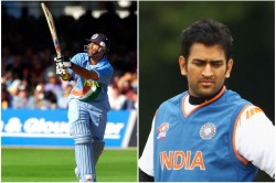 When Ms Dhoni Has Been Depressed By The Yuvraj Singh S Explosive Inning
